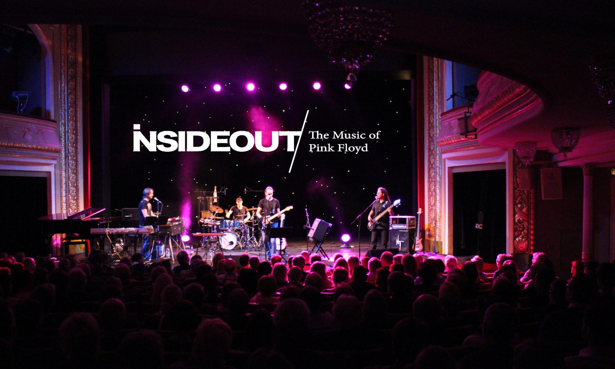 Offizielle Homepage von insideout