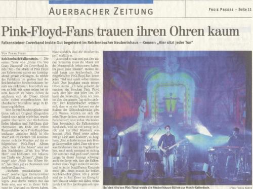 Pink Floyd Fans trauen ihren Ohren kaum